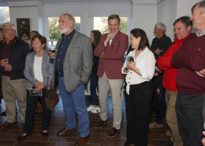 2019-09-13  Eigse Michael Hartnett launch   PHOTOGRAPHY: DERMOT LYNCH